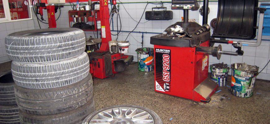 Equilibrado de ruedas en La Boutique del Neumático