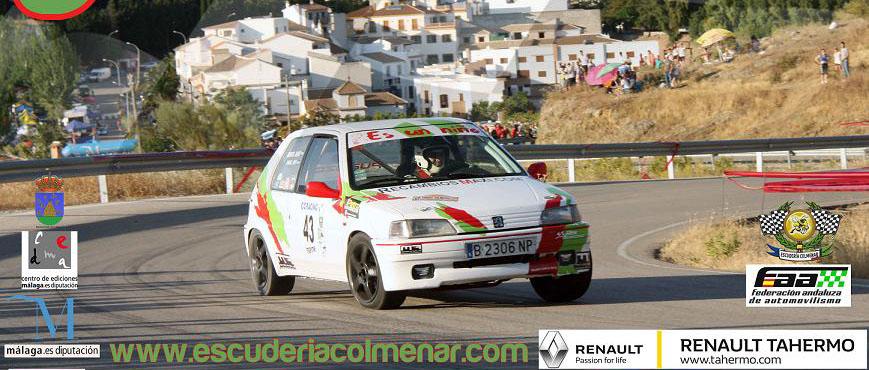 Rally Subida Colmenar 2016